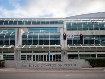 San Diego Convention Center To Turn Into Temporary Shelter ...