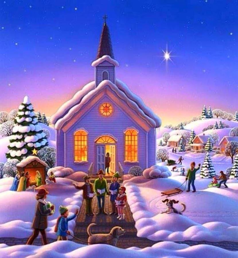Call To Worship Christmas Eve 2020   Christmas Lights 2020