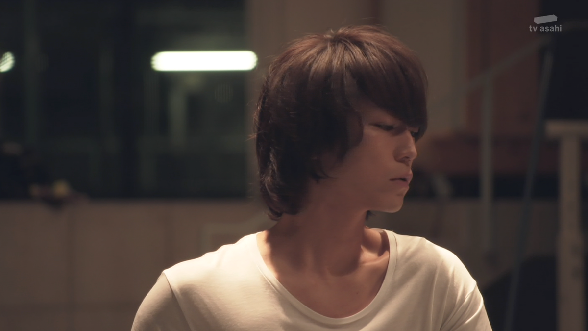 KAMENASHI KAZUYA SECOND LOVE EPISODE 1 RAW - KAT-TUN LOVE