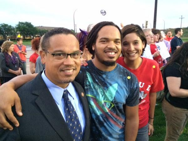 Minnesota Attorney General Keith Ellison Brushes Off Son's Support for Antifa: 'That Was a Comment About the Absurdity of the President's Comment'…