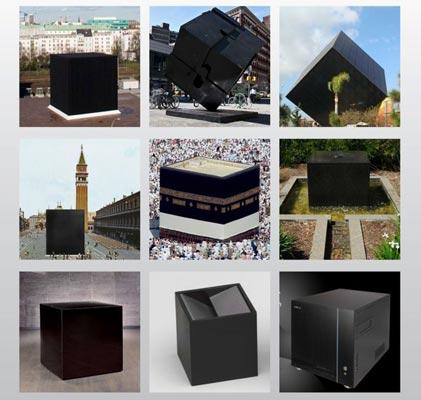 Black Cube Symbolism