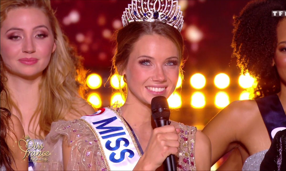 Interview exclusive de Miss France 2021,Amandine Petit ...