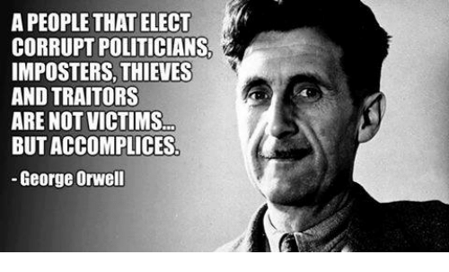 Funny George Orwell Memes of 2016 on SIZZLE | Beer