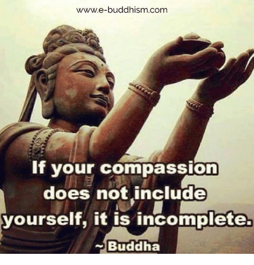 Wwwe-Buddhism Com if Your Compassion Does Not Include ...