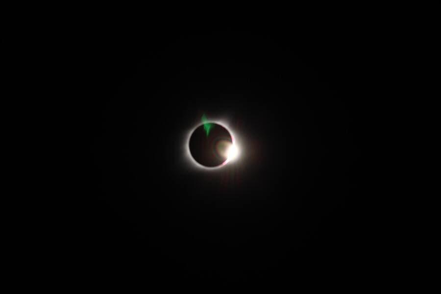 Este 14 de diciembre ocurrirá un eclipse total de Sol (una ...