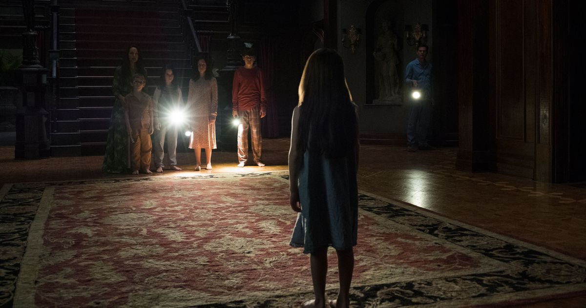 The Haunting of Hill House Netflix: Mike Flanagan Interview