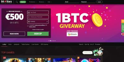 Verlosung von Geschenken für registrierte Bitstarz-Casino-Benutzer