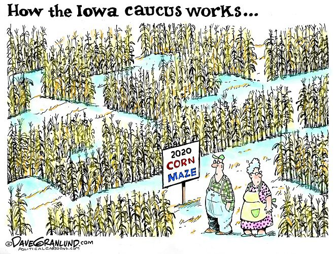 Q&A: What are the Iowa presidential caucuses and why are ...