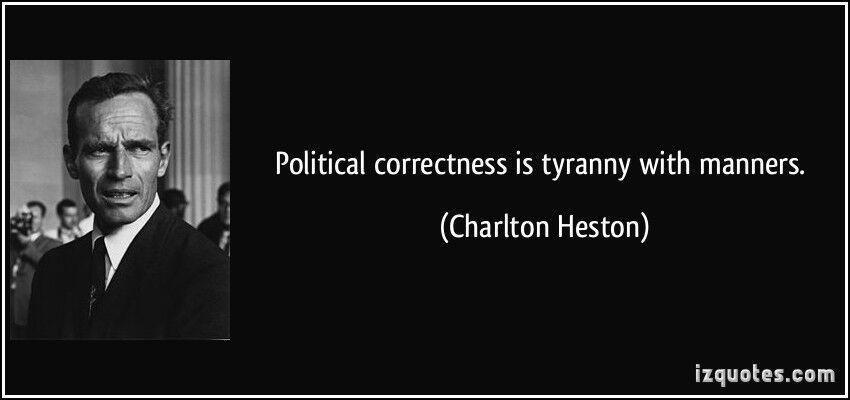 Political Correctness Vs Freedom of Speech: | Philosophy ...