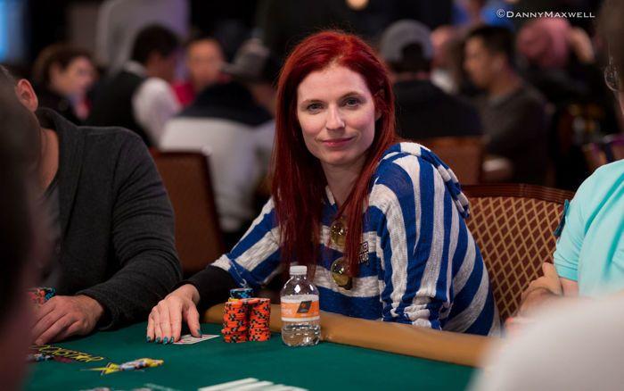 PokerStars Ambassadors Jennifer Shahade & Keith Becker ...