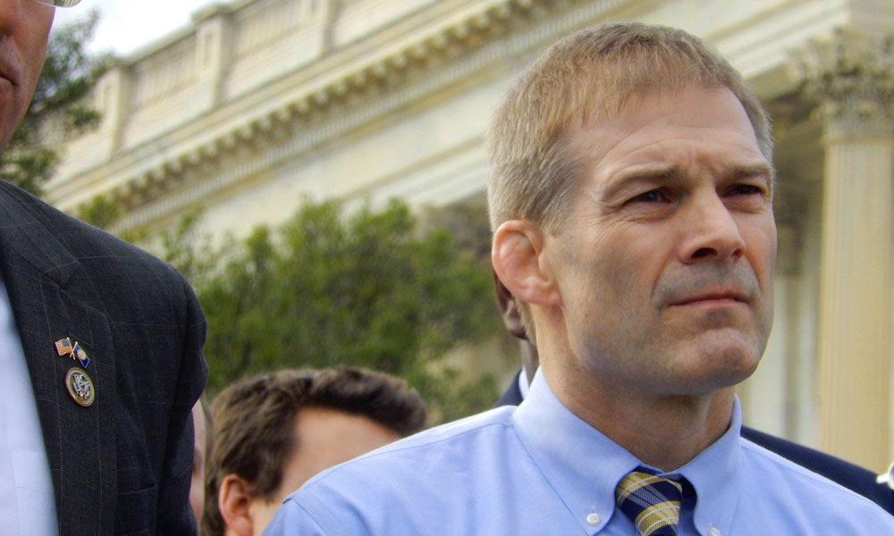 House Republicans move Jordan to Judiciary, Meadows to Oversight….