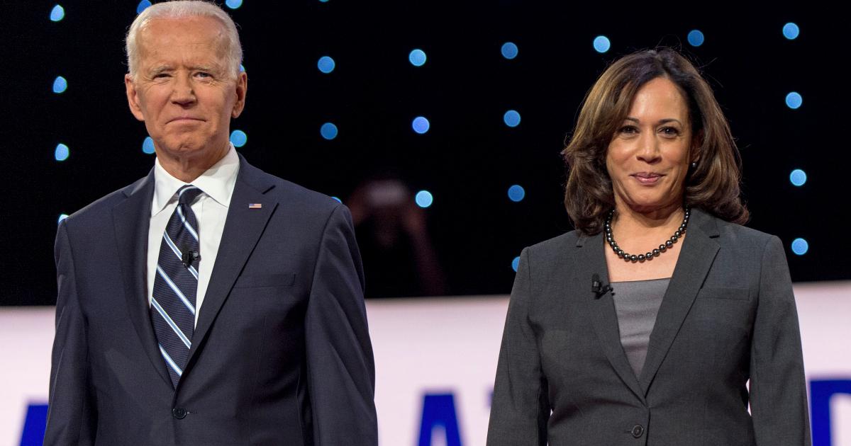 Why Kamala Harris Should Be Joe Biden's Running Mate ...