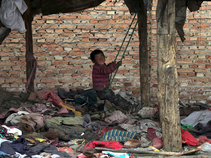 China debate pobreza extrema depois de mãe ter morto os ...