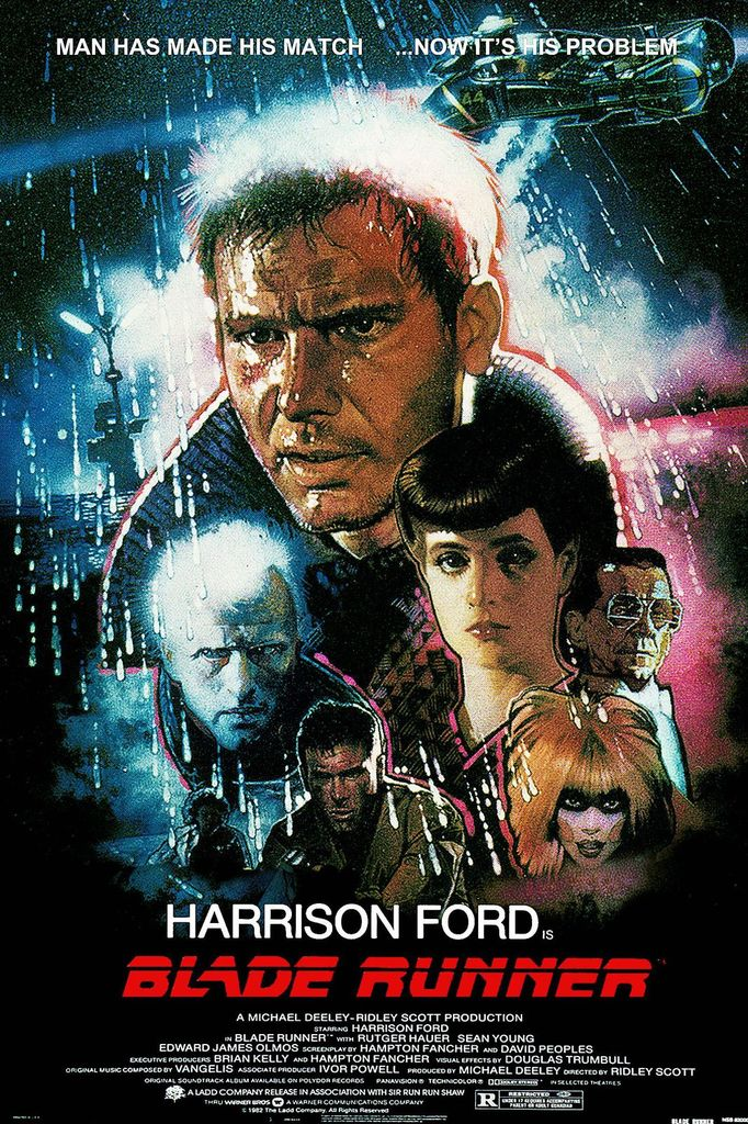 Blade Runner (1982) - Pop Culture Thoughts