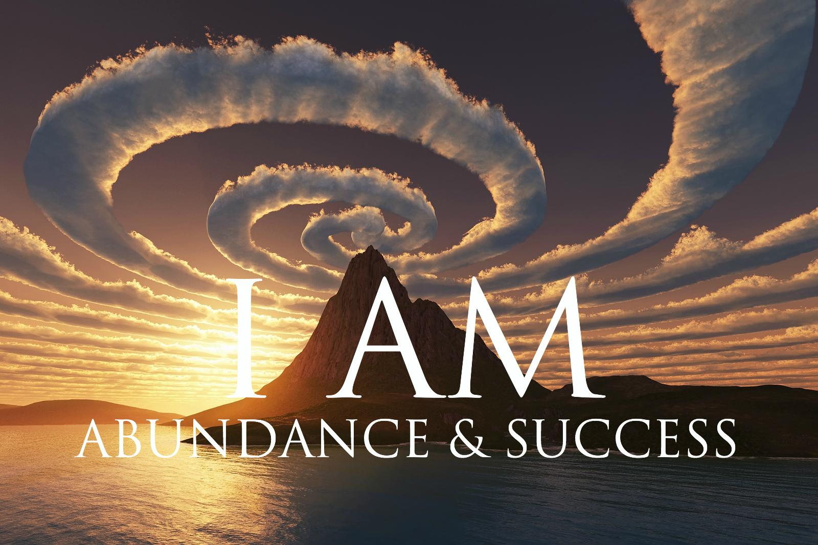 I AM Affirmations Spiritual Abundance & Success ...