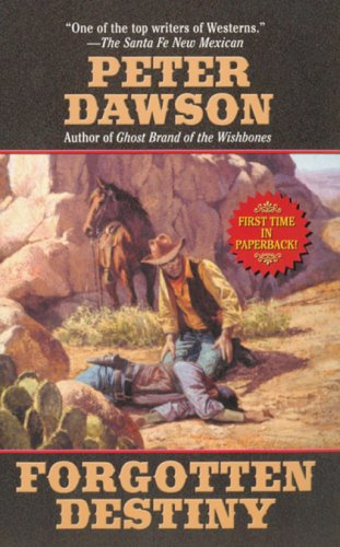 Forgotten Destiny By Peter Dawson | Used - Very Good ...