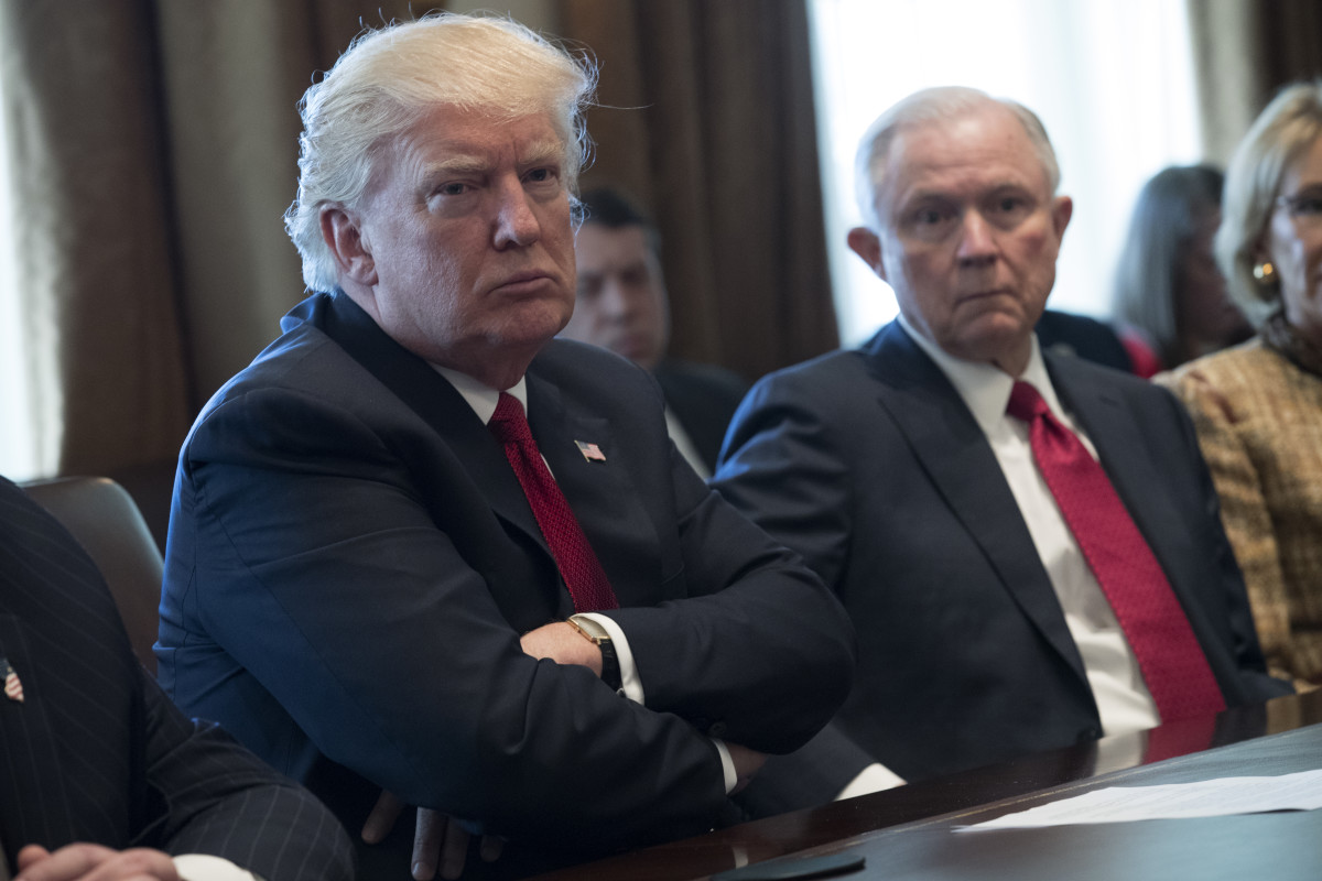 Did Donald Trump Call Jeff Sessions 'Retarded'? - Pacific ...