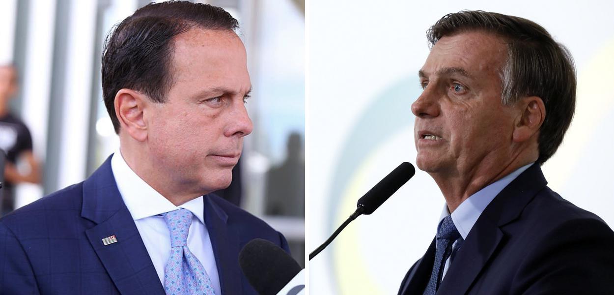 Bolsonaro ataca Doria: pergunte a ele se sabe o que é ...