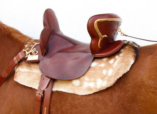 What kind of horse saddle did they use in the Middle Ages? - Quora