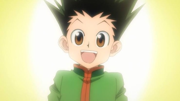 Who do you like the most between Killua, Leorio, Gon and ...