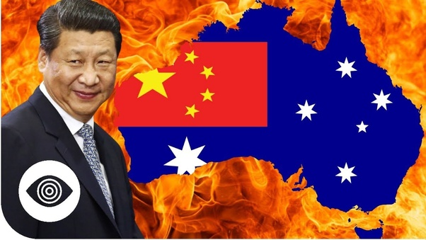 China targets Australia with boycott threats in an attempt to squelch overseas demands for investigation of its responsibility for creating and spreading the coronavirus…