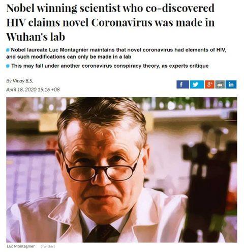 Strange Coincidences: Former CDC Director Redfield Believes Coronavirus Originated in Wuhan Lab ...