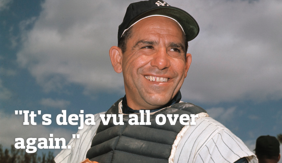 20 Best Memorable Yogi Berra Quotes About Success And Baseball