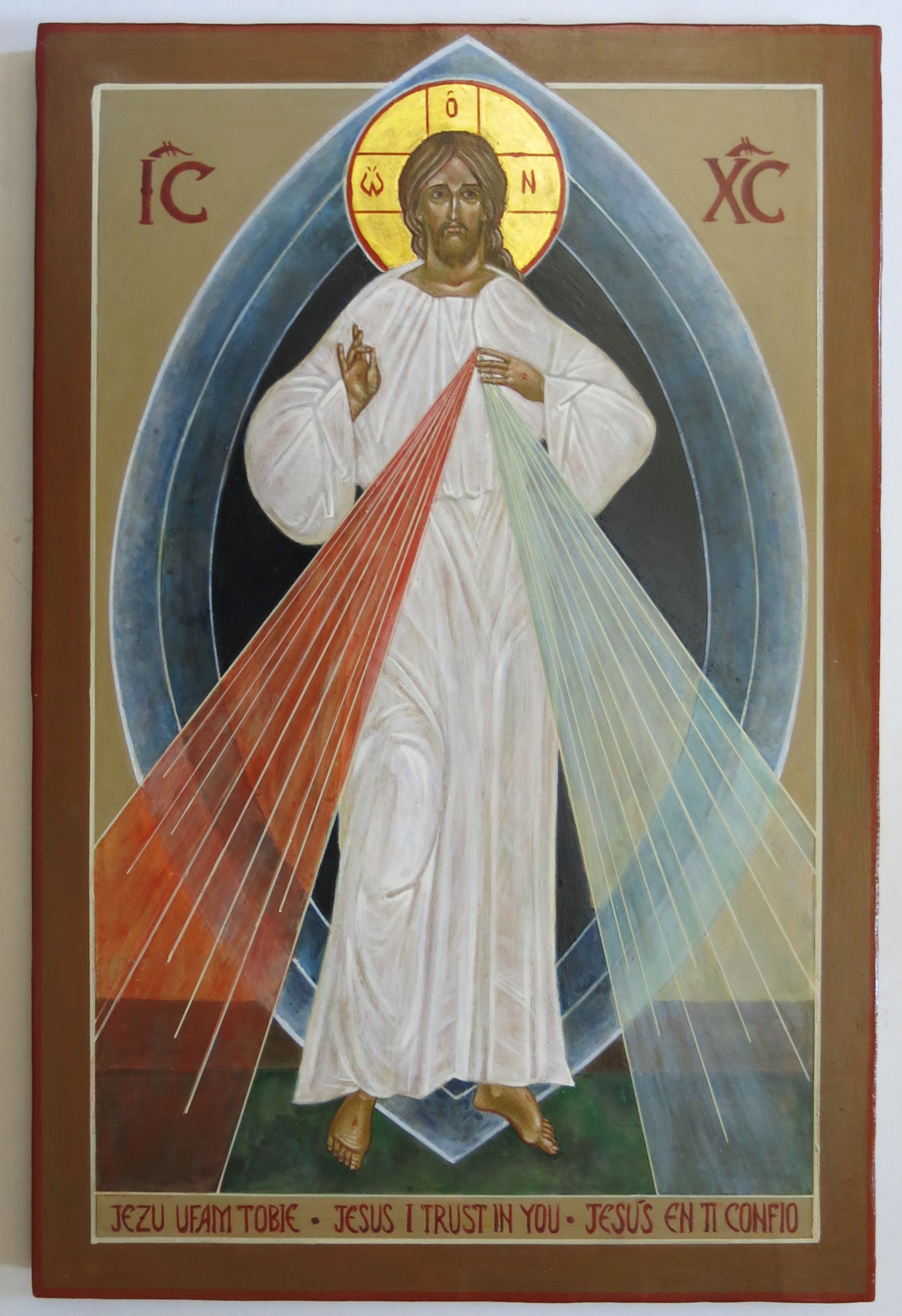 Divine Mercy Icon | reinkat