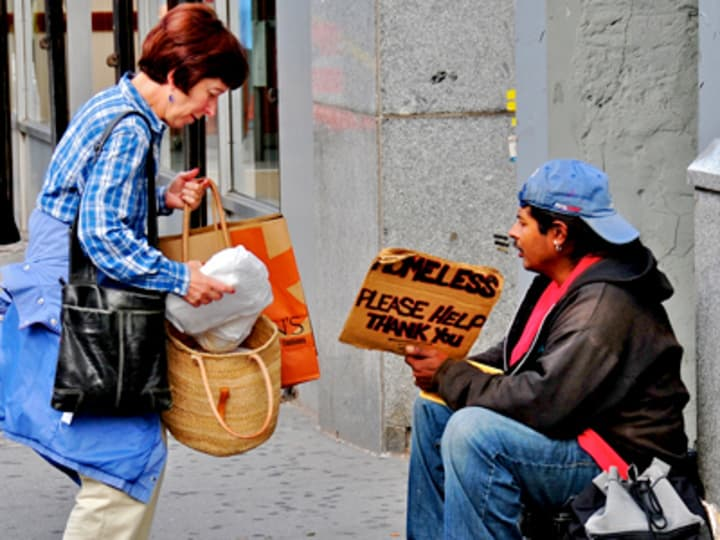 Helping Others, An American's 'Inalienable Right'? | Devex