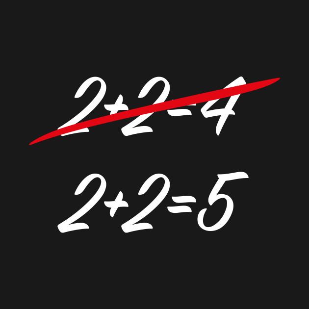 Doublethink - Dystopia - T-Shirt   TeePublic