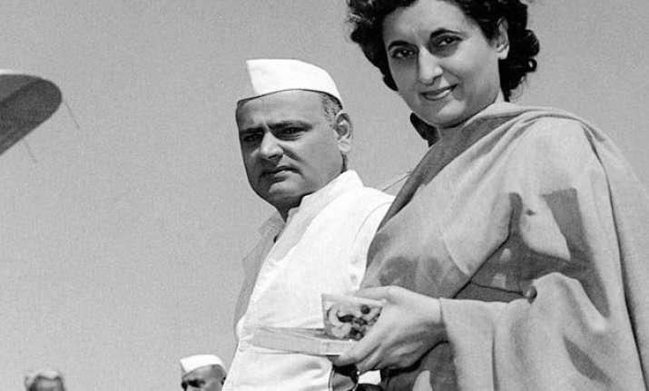 Jab They Met: Feroze and Indira Gandhi |IndiaTV News ...