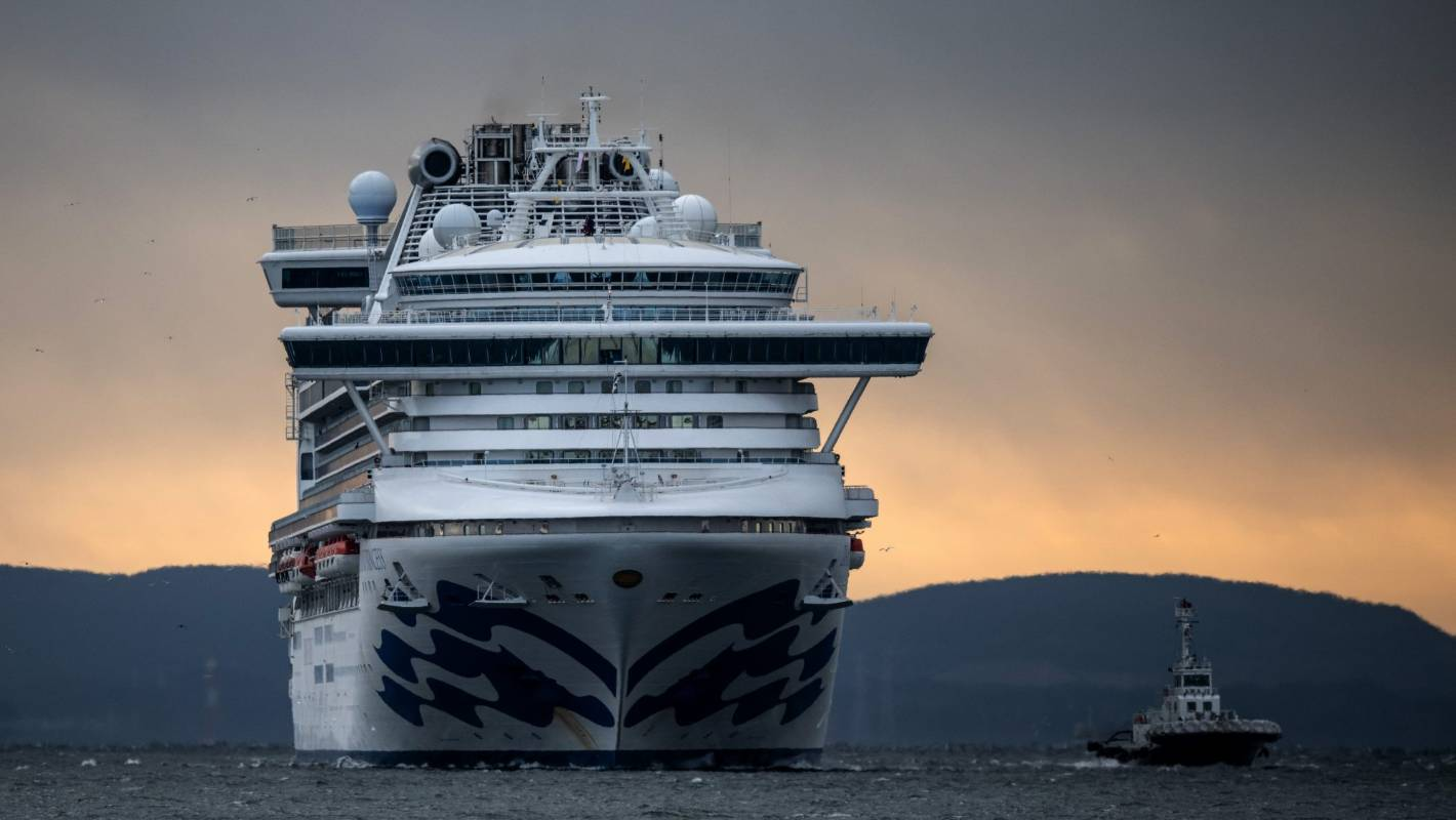 Coronavirus infections spreads to 61 on Diamond Princess, cruise-ship with 13 New Zealanders on ...