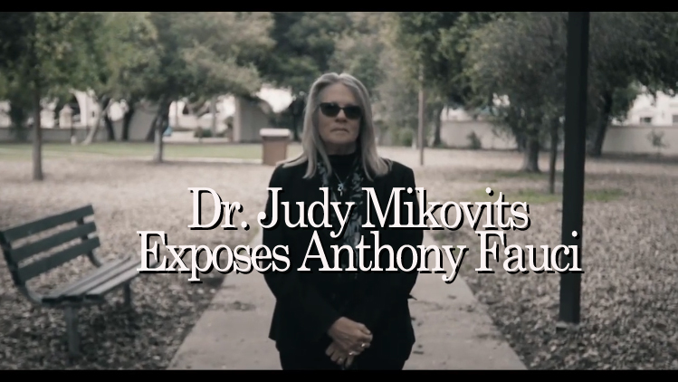 Dr. Judy Mikovits Exposes Anthony Fauci - Revolution ...