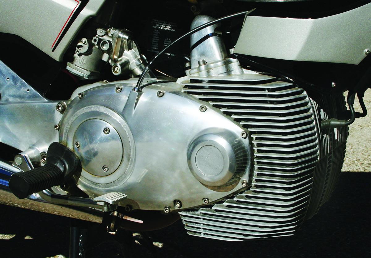 Norton Classic, 588cc Rotary Engine: 1988   Rider Magazine