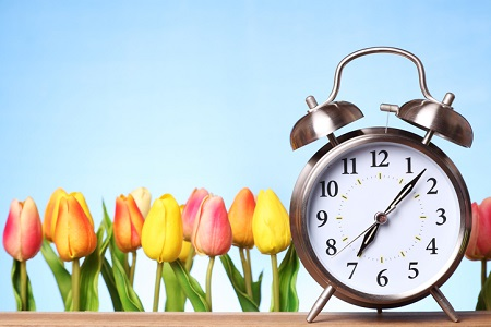 Spring Forward: Daylight Savings Time Begins Sunday ...