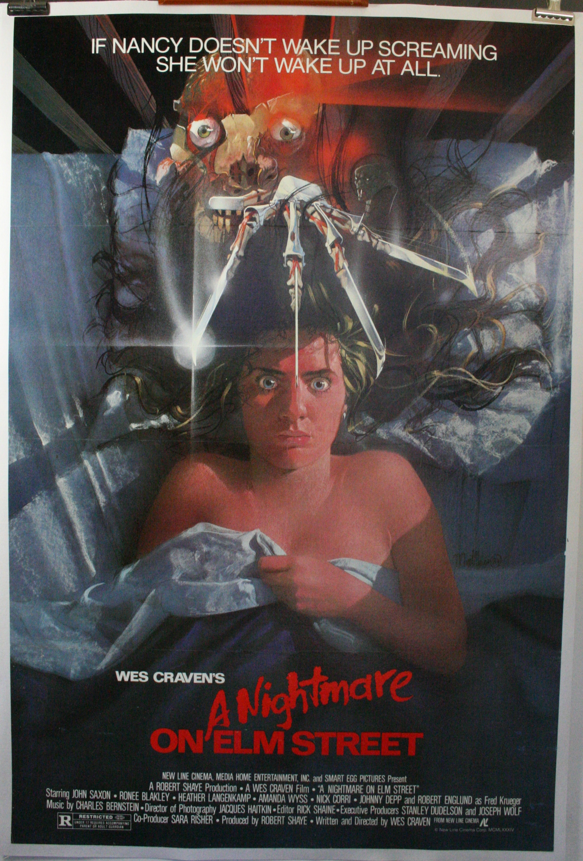 """A Nightmare on Elm Street – Thirty Years of Scares"" 
