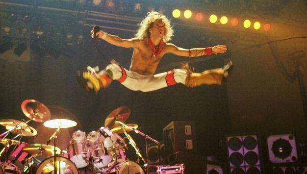 Van Halen Salta al éxito - Rock Peperina, Revista, Rock ...