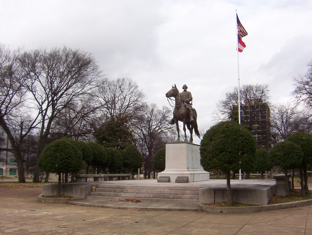 Confederate General Nathan Bedford Forrest's Grave to be Exhumed in ...