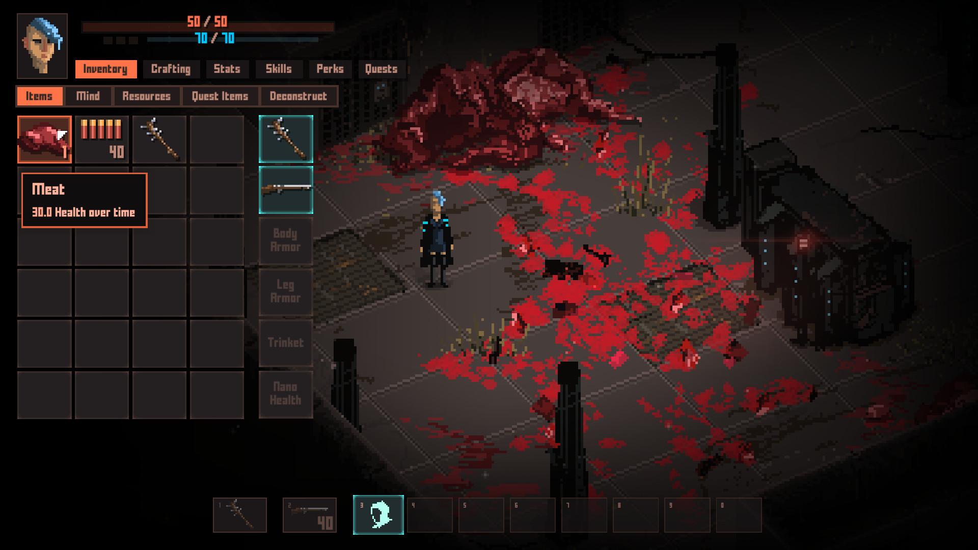 Post-Apocalyptic, Cosmic Horror RPG Death Trash Announced - RPGamer