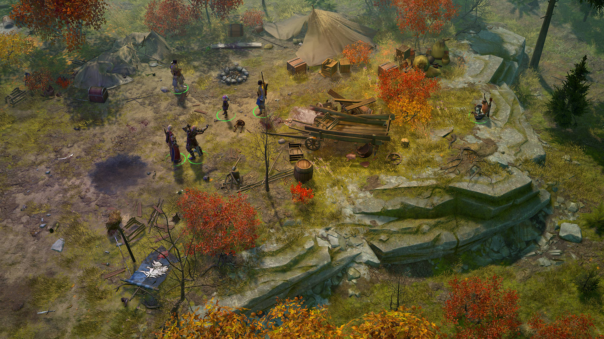 Pathfinder: Wrath of the Righteous Beta Available - RPGamer