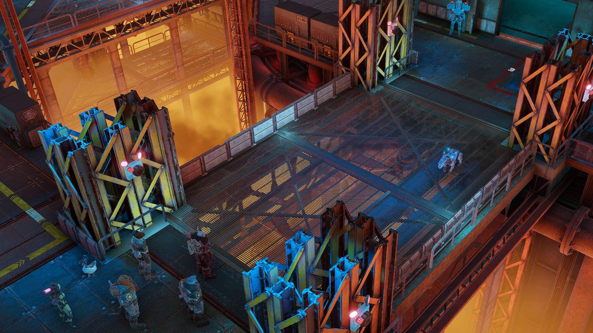 Wasteland 3 Hosts the Battle of Steeltown - RPGamer