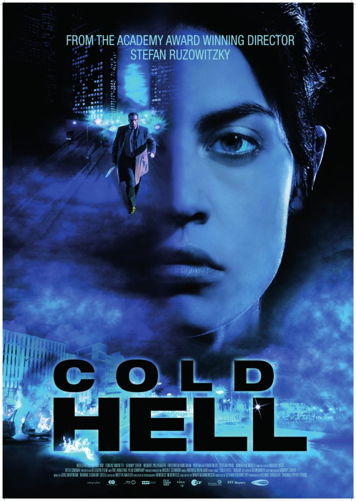 "Shudder shocker ""COLD HELL"" sets premiere date to chill you 