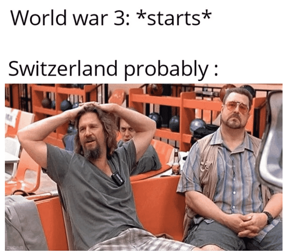 WW3 Is The First Meme of 2020 (40 WW3 Memes)