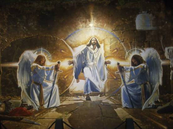 Christ is Risen | A Rusty Rev's Ramblings