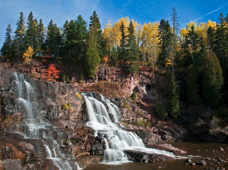 Gooseberry Falls State Park - Two Harbors, MN - Minnesota ...