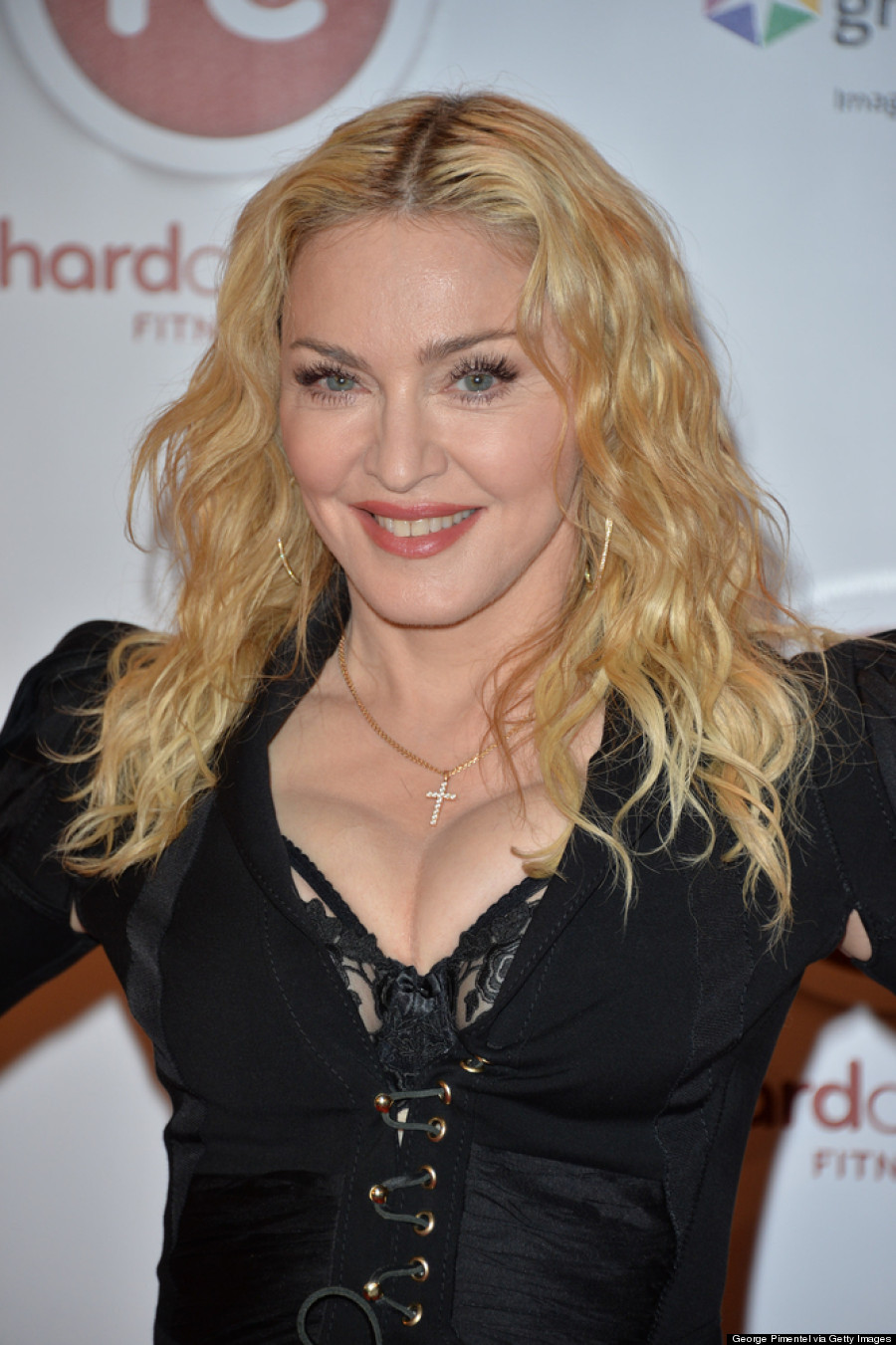 Madonna Shows Off Her Sexy Side At Hard Candy Gym Toronto Opening ...