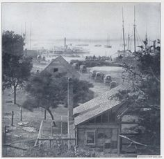 .Gen. Grant's Headquarters at Appomattox Manor, City Point ...