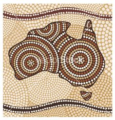 Aboriginal Art, Dot Painting and Symbols