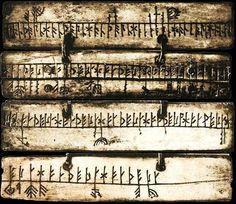 ... Nordic Mysticism on Pinterest | Runes, History articles and Calendar