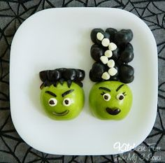 Love it | Kid Food | Pinterest | Mice, Edible Crafts and Breakfast ...